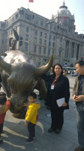 The Charging Bull